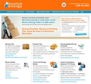 Bounce Energy Move Center